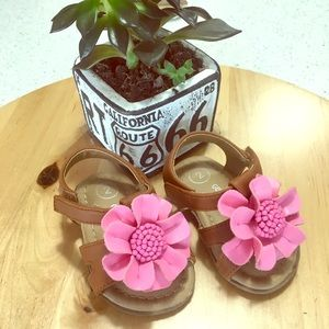 Infant Genuine Kids Oshkosh Aggy Slide Sandals